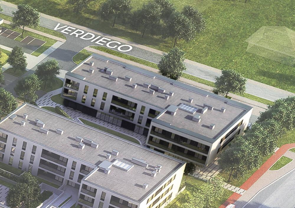 Etap 1 - Budynek A