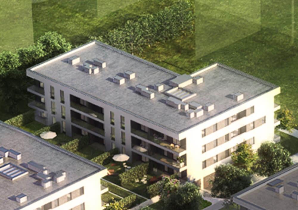 Etap 3 - Budynek A