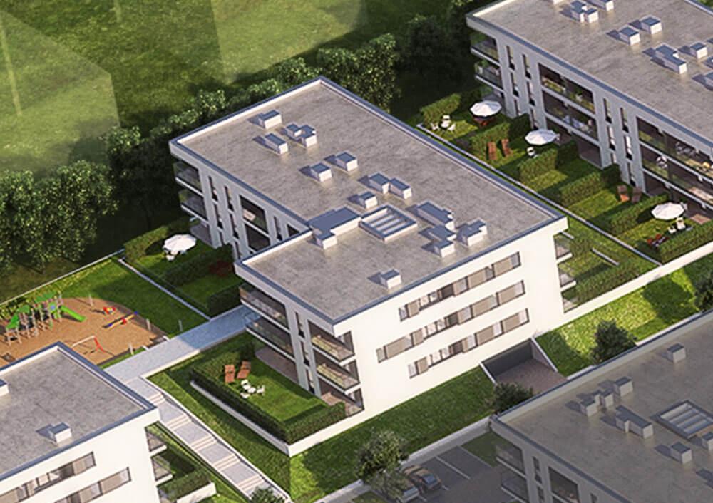 Etap 3 - Budynek D