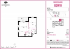 Mieszkanie B2/M19