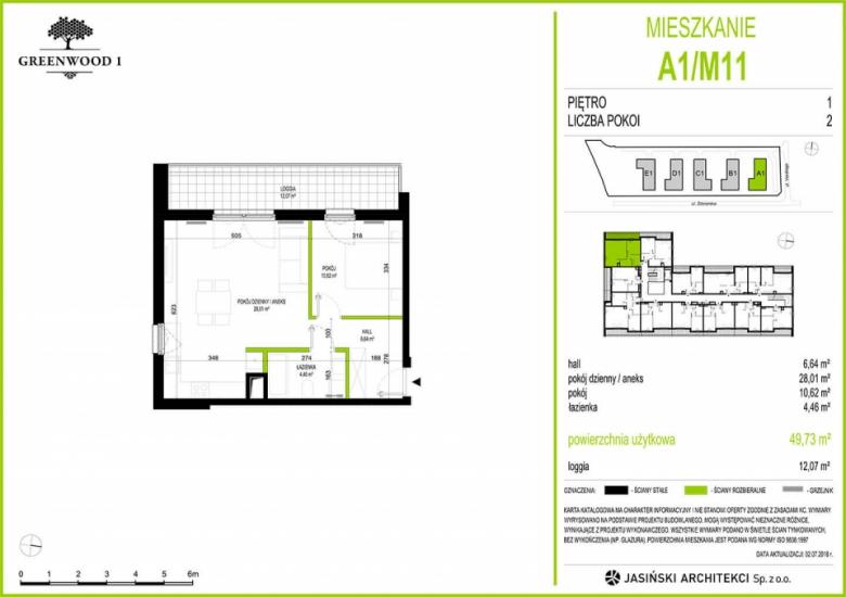Mieszkanie A1/M11