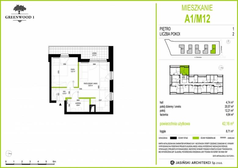 Mieszkanie A1/M12