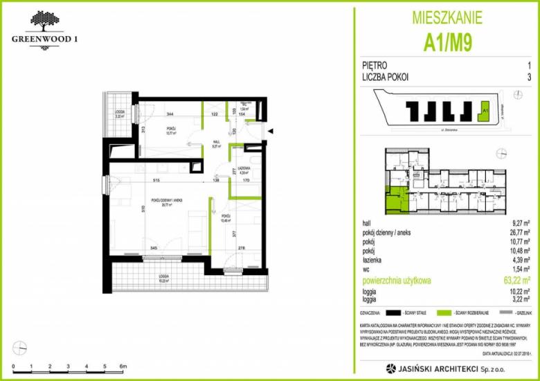 Mieszkanie A1/M9