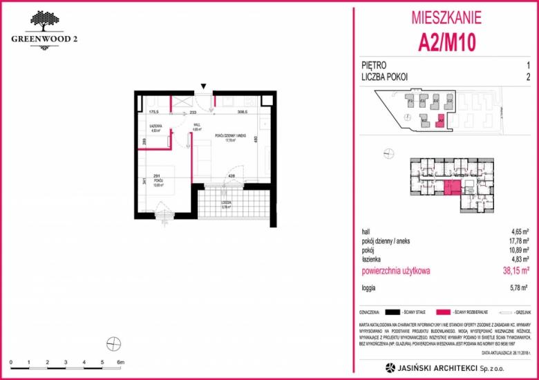 Mieszkanie A2/M10