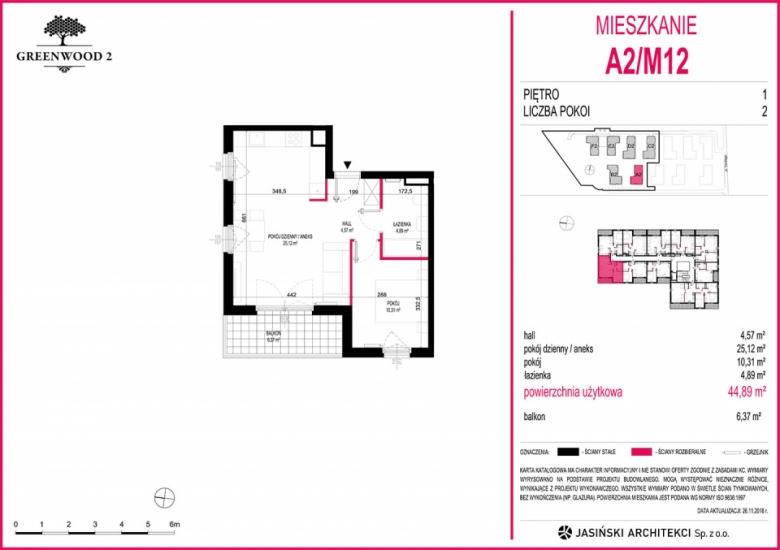 Mieszkanie A2/M12