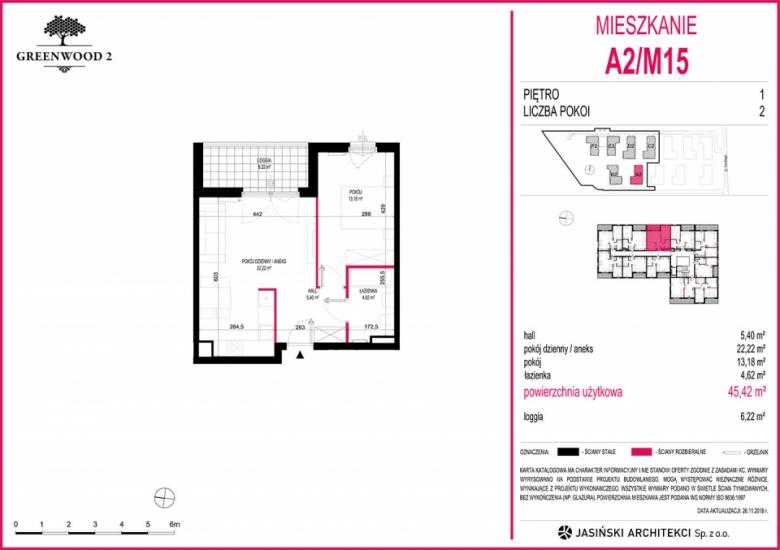 Mieszkanie A2/M15