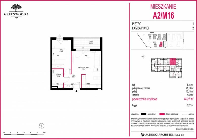 Mieszkanie A2/M16