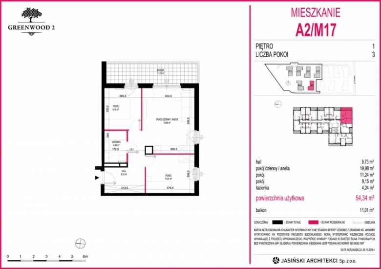 Mieszkanie A2/M17