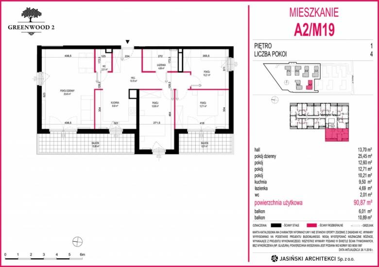 Mieszkanie A2/M19