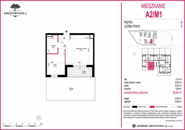 Mieszkanie A2/M1