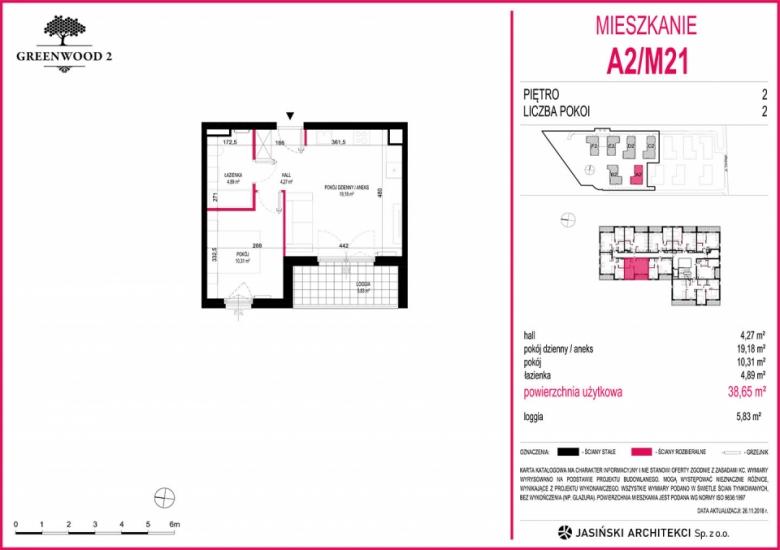 Mieszkanie A2/M21