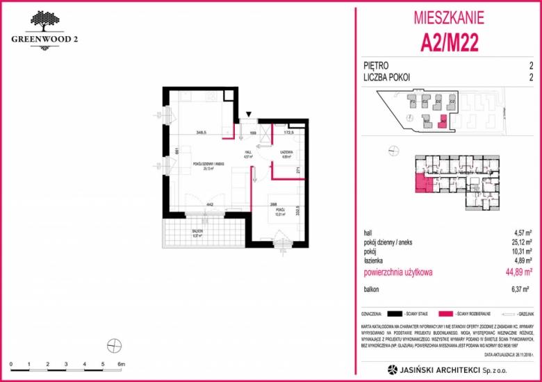 Mieszkanie A2/M22