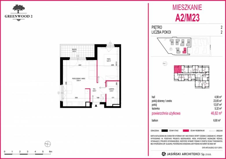 Mieszkanie A2/M23
