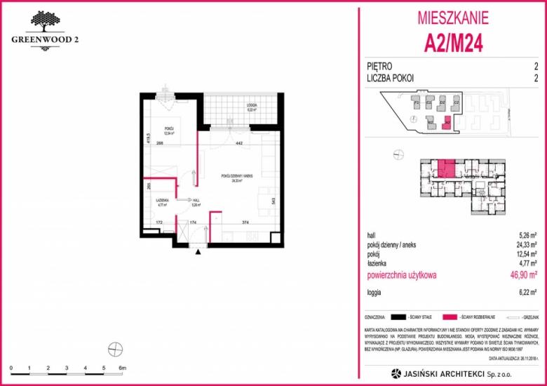 Mieszkanie A2/M24
