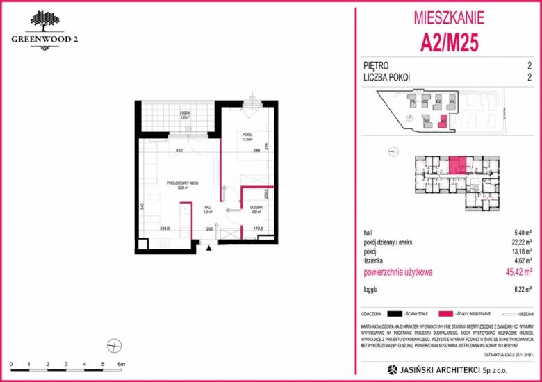 Mieszkanie A2/M25