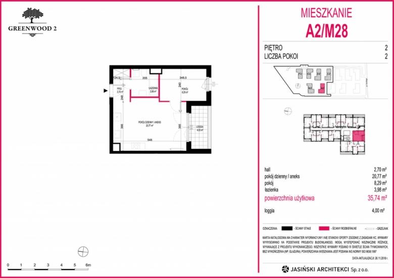 Mieszkanie A2/M28