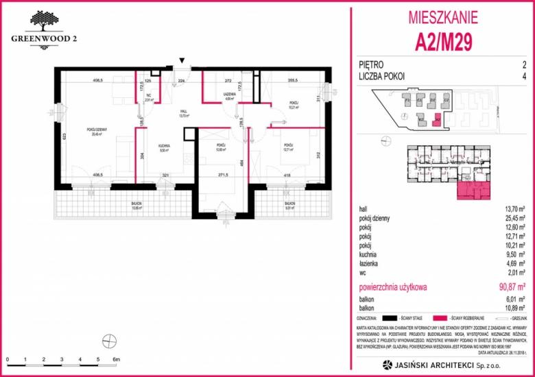 Mieszkanie A2/M29
