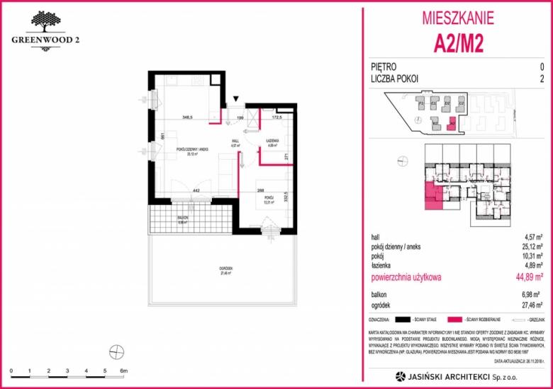 Mieszkanie A2/M2
