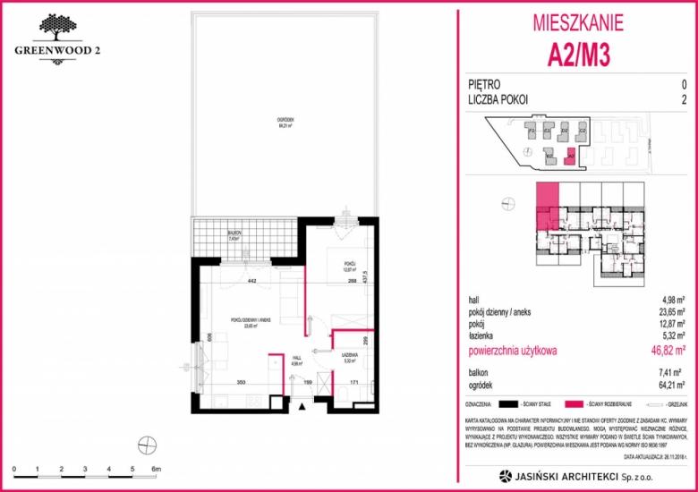 Mieszkanie A2/M3