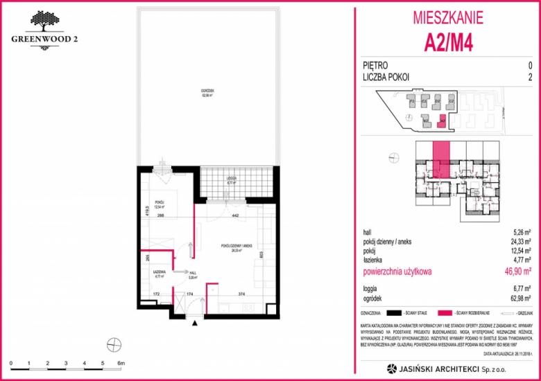 Mieszkanie A2/M4