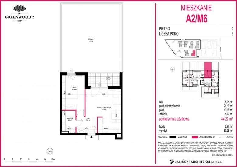 Mieszkanie A2/M6