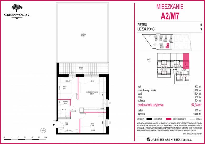 Mieszkanie A2/M7