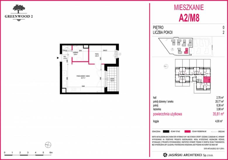 Mieszkanie A2/M8