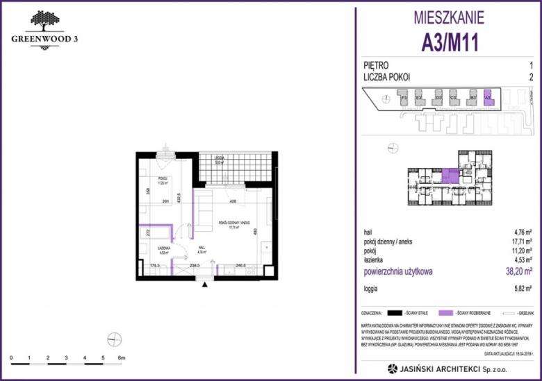 Mieszkanie A3/M11