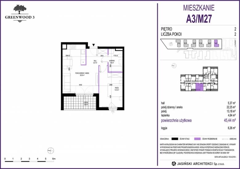 Mieszkanie A3/M27