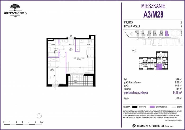 Mieszkanie A3/M28