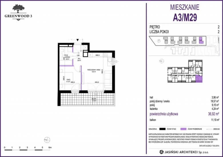 Mieszkanie A3/M29