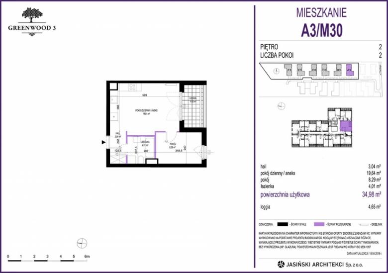 Mieszkanie A3/M30