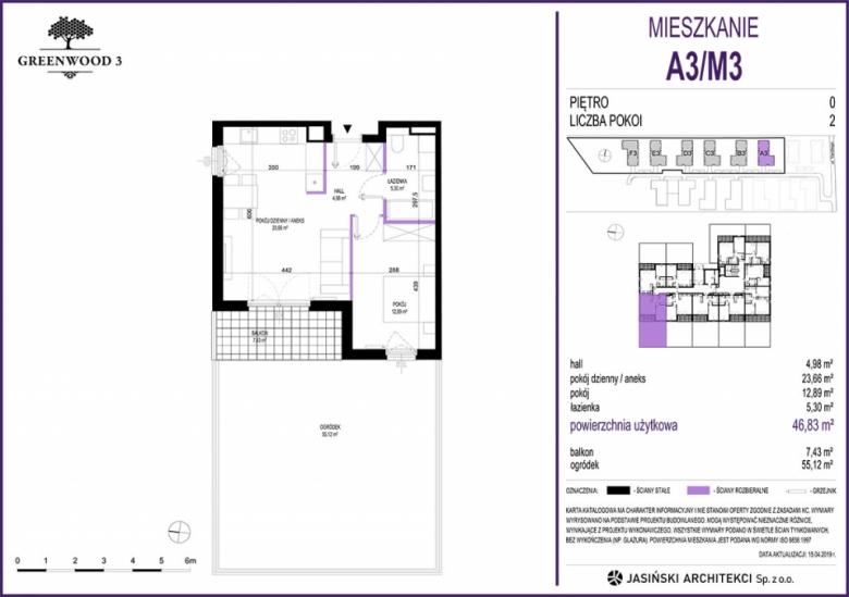 Mieszkanie A3/M3