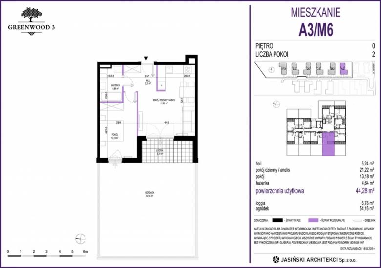 Mieszkanie A3/M6