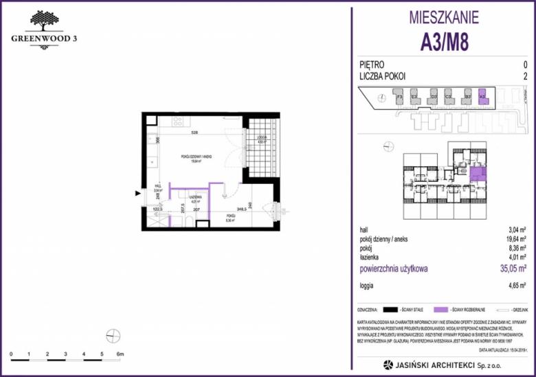 Mieszkanie A3/M8