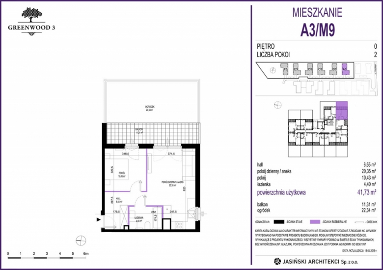 Mieszkanie A3/M9