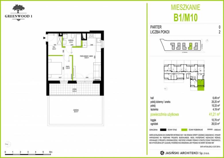 Mieszkanie B1/M10