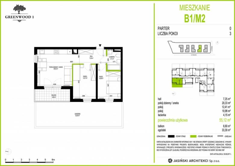 Mieszkanie B1/M2