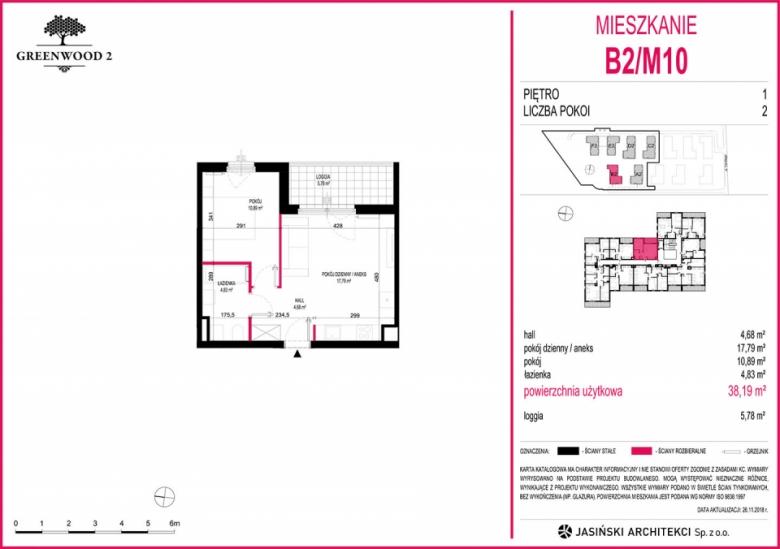 Mieszkanie B2/M10