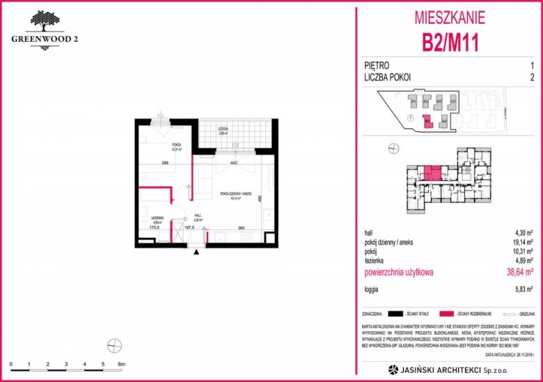 Mieszkanie B2/M11