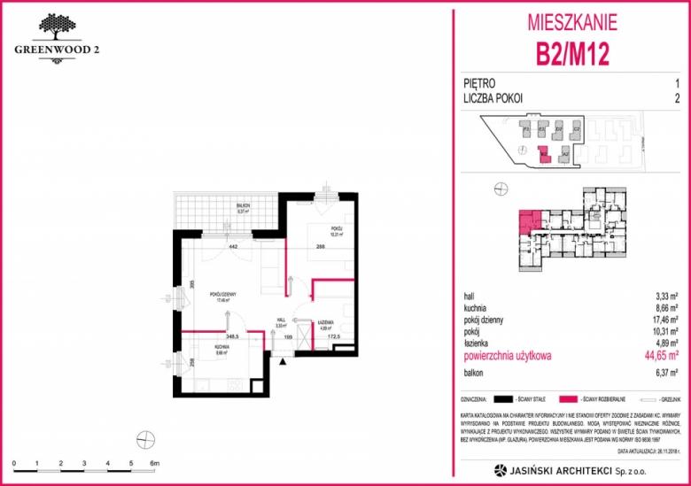 Mieszkanie B2/M12