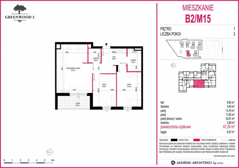Mieszkanie B2/M15