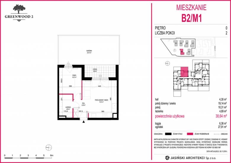 Mieszkanie B2/M1