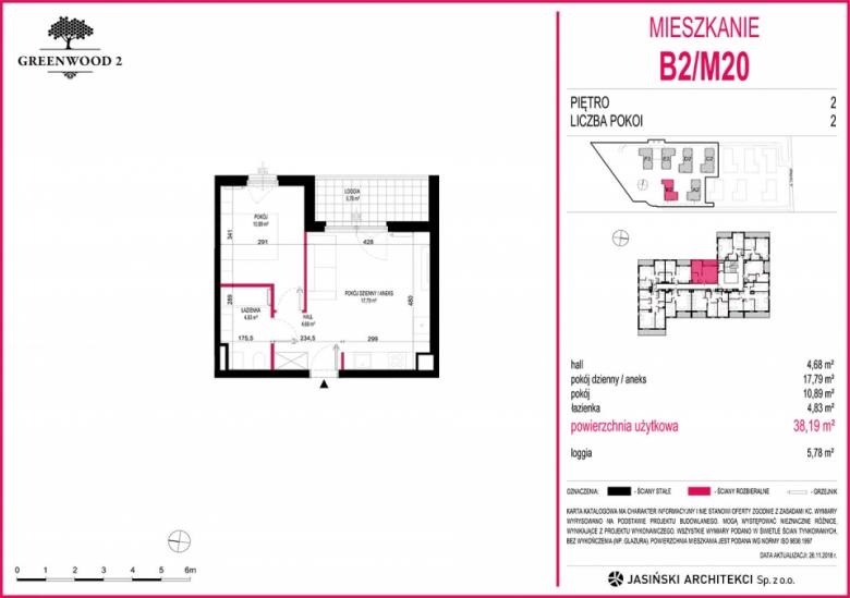 Mieszkanie B2/M20