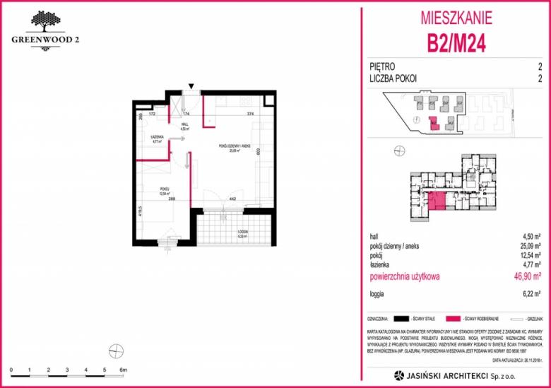 Mieszkanie B2/M24