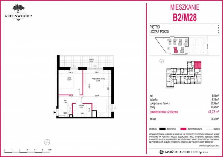 Mieszkanie B2/M28