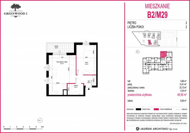 Mieszkanie B2/M29