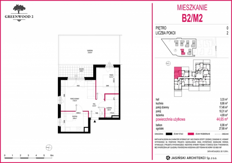 Mieszkanie B2/M2