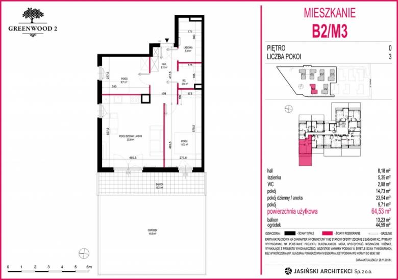 Mieszkanie B2/M3