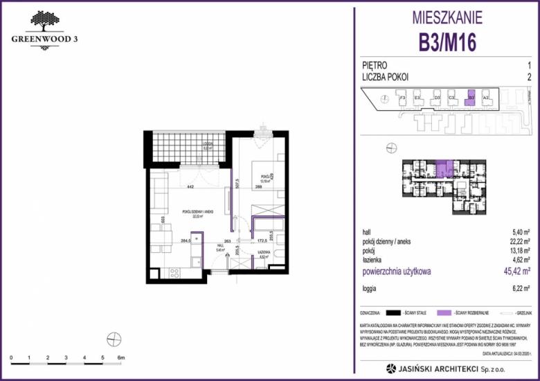 Mieszkanie B3/M16